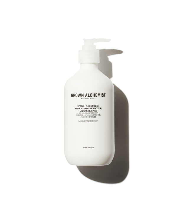 Grown Alchemist - Detox - Shampoo 0.1