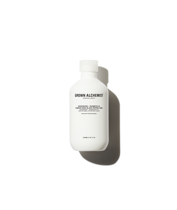 Grown Alchemist - Nourishing - Shampoo 0.6-200ml